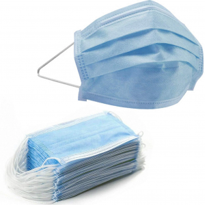 Blue Surgical Mask 50 Pack